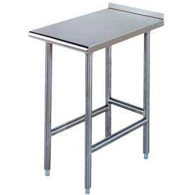 Advance Tabco and BK Resources Equipment Filler Tables