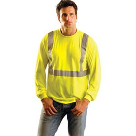 ANSI Class 2 - Hi-Visibility Long Sleeve Shirts