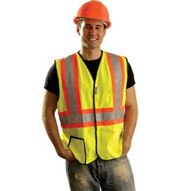Hi-Visibility Two-Tone Vests