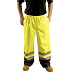 OccuNomix Hi-Vis Waterproof Pants