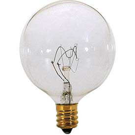 Globe Style Incandescent Lamps