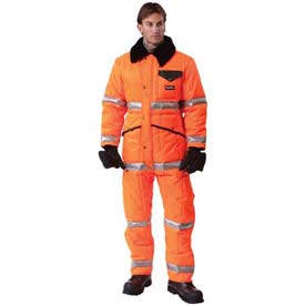 Refrigiwear High-Vis Cold Weather Suits