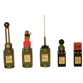 ACI Limit Switches And Safety Switches
