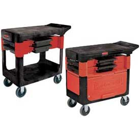 Rubbermaid® Trades Carts