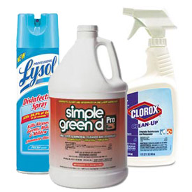 Liquid & Aerosol Sanitizers