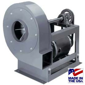 Peerless PWB Series Clockwise Belt Drive Radial Blade Blowers