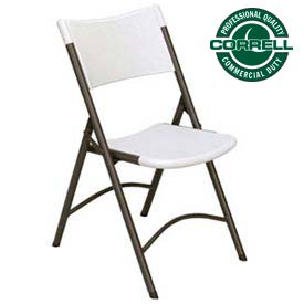 Blow Molded Plastic Folding Chairs