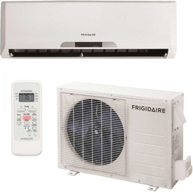 Frigidaire® Ductless Mini-Split Air Conditioners