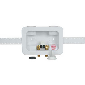 Washing Machine Outlet Boxes