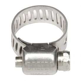 "Mini Hose Clamp - 7/16"" Min - 25/32 Max  - 10 Pack"