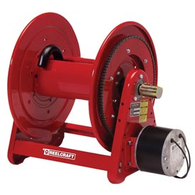 Heavy Duty Electric Motor Driven Medium Pressure Reels