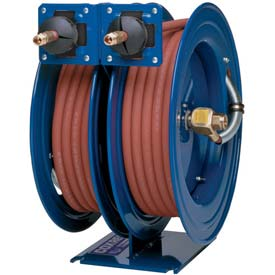 Dual Purpose High Pressure Multiple Hose Reels