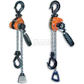 CM® Columbus McKinnon Mini Lever Hoists