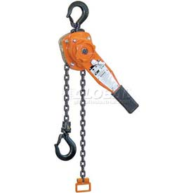CM® Columbus McKinnon Lever Chain Hoists