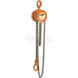 CM® Columbus McKinnon Hand Chain Hoists