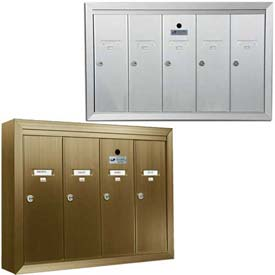 Florence 1250 Series Vertical Wall-Mounted Mailboxes