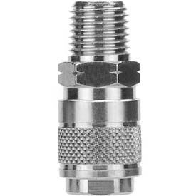 Alpha Fittings Quick Disconnect Pneumatic Fittings