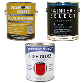Rust-Oleum Epoxy Paints