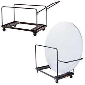 National Public Seating® Table Carts