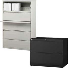 Hirsh Industries® - HL10000 Series® - Lateral Files