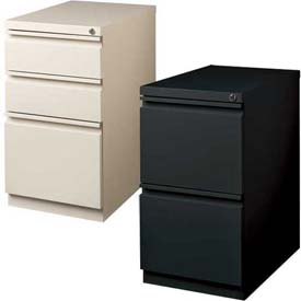 Hirsh Industries® - Mobile Pedestal File Cabinets
