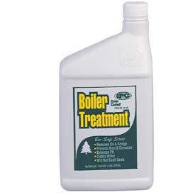 Boiler System Treatments & Sealants