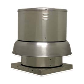 Downblast Belt Drive Centrifugal Roof Exhausters
