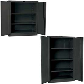 Hallowell 16 Gauge Heavy-Duty Galvanite DuraTough Storage Cabinets