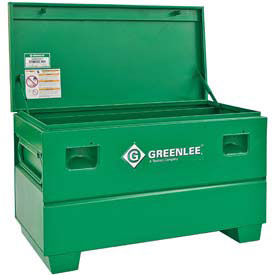 Greenlee® Job Site Storage Box