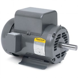 Baldor Single Phase Open General Purpose Motors