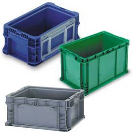 Orbis StakPak Modular Straight Wall Containers