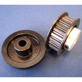 Plastock® Plastic Timing Belt Pulleys, 3/8