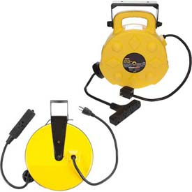 Bayco® Retractable Cord Reels