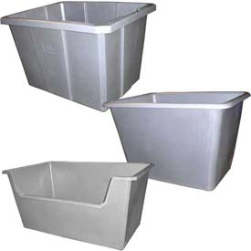 Heavy Duty Poly Bins Bulk Containers