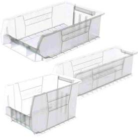 Akro-Mils® Super-Size Clear AkroBins® Stacking Bins