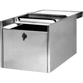 UL® Approved Bullet Resistant Duo-Drawers