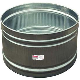 Round Galvanized Steel Stock Tanks