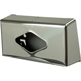 Frost Facial Tissue Dispenser - Chrome - 180