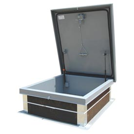 Galvanized Roof Hatch - 24 x 36