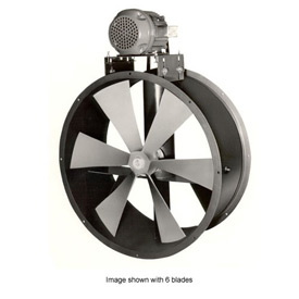 "24"" Totally Enclosed Dry Environment Duct Fan - 1 Phase 1-1/2 HP"