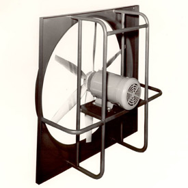 "24"" Explosion Proof High Pressure Exhaust Fan - 3 Phase 1/3 HP"