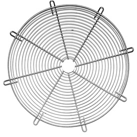 "Wire Safety Fan Guard for 12"" Duct Fans"
