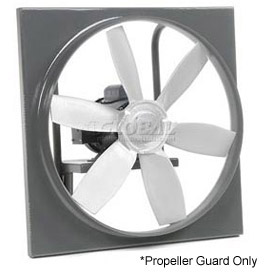 "Propeller Guard for 16"" High Pressure Exhaust Fans"