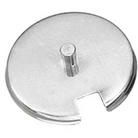 "American Metalcraft RD412 - Condiment Jar Cover, 3-1/8"" ID, With Knob"