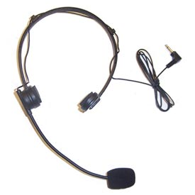 Wired Headset Microphone