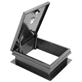 "Roof Access Hatch, Galvanized, 36""L x 36""W"