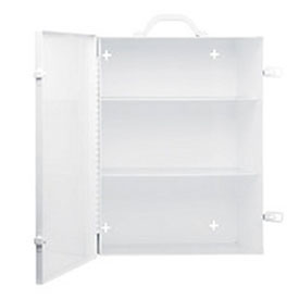 "First Aid Cabinet - 18-15/16""Wx6-3/8""Dx14-1/2""H"