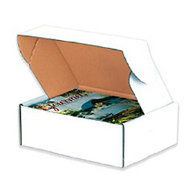 "Deluxe Literature Mailer 9"" x 6-1/4"" x 4"" 200lb. B Test - 50 Pack"