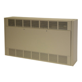 TPI Forced Air Cabinet Unit Heater 6333D052433B30D0F - 5000/3000W 240V 1 or 3 PH