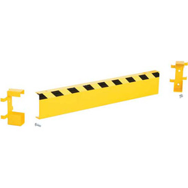 "Structural Guard Rail w/2 Drop-In Brackets - 48""L"